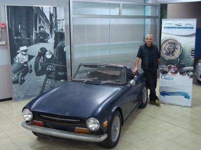 Prossimo restauro.... Triumph Tr6